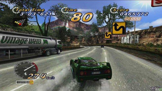 OutRun Online Arcade immagine 8541