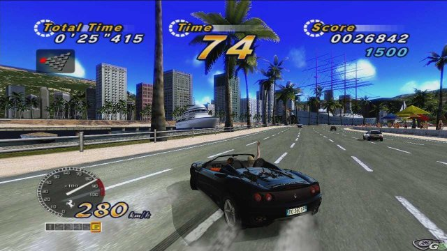 OutRun Online Arcade immagine 8545