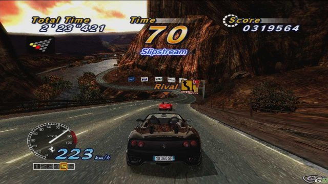 OutRun Online Arcade immagine 8547