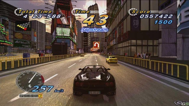 OutRun Online Arcade immagine 8549