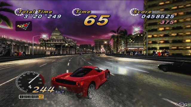 OutRun Online Arcade immagine 8557