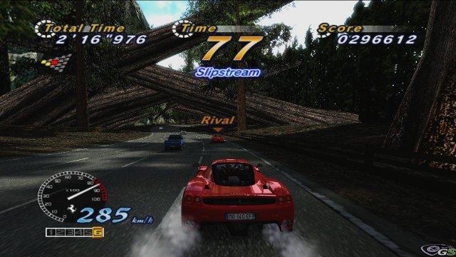 OutRun Online Arcade immagine 8558