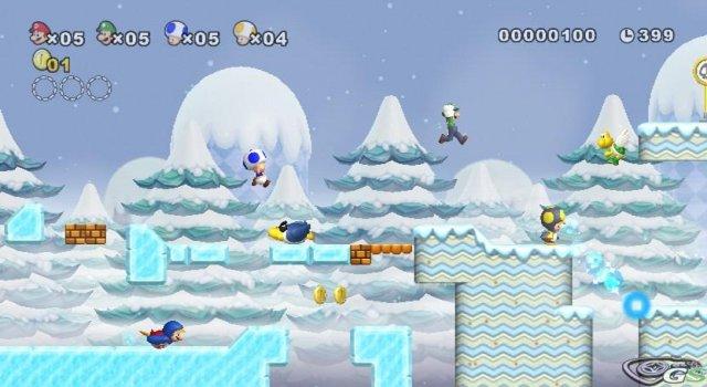 New Super Mario Bros. immagine 15353