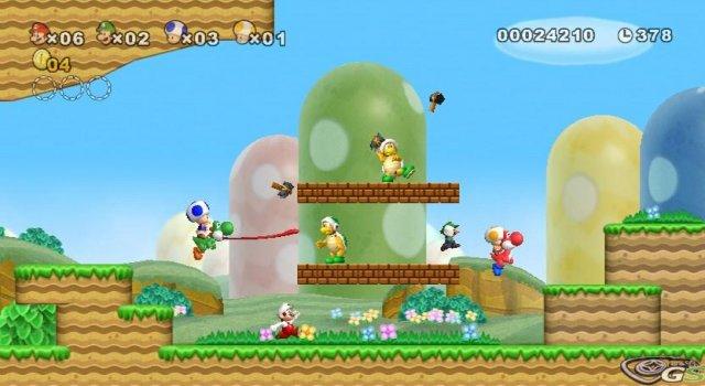 New Super Mario Bros. immagine 15354