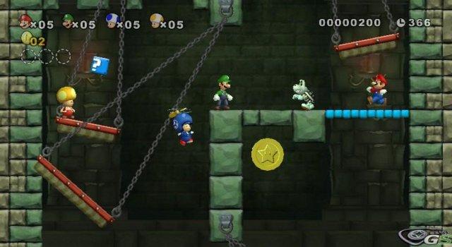 New Super Mario Bros. immagine 15355