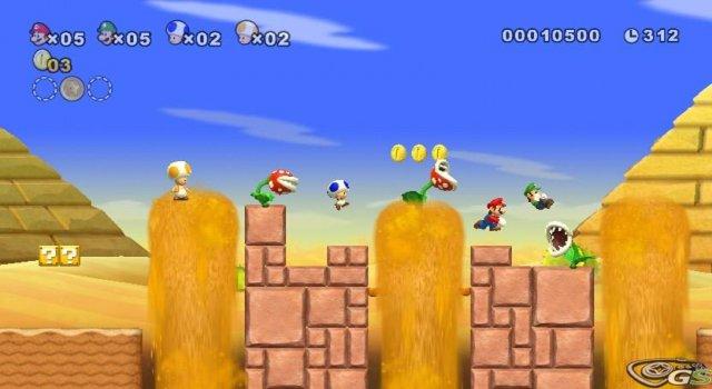 New Super Mario Bros. immagine 15356