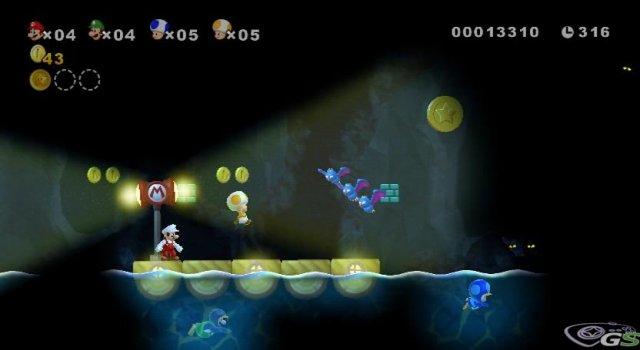 New Super Mario Bros. immagine 15358