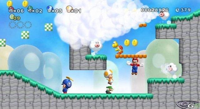 New Super Mario Bros. immagine 15359