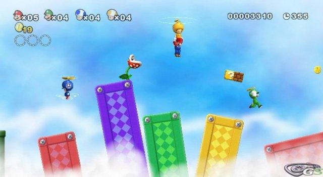 New Super Mario Bros. immagine 15360