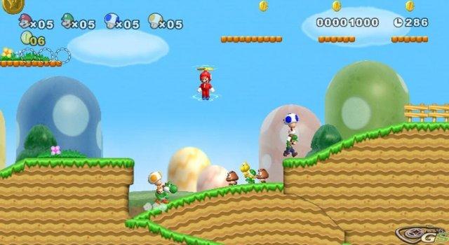 New Super Mario Bros. immagine 15362