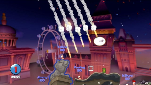 Worms immagine 12513