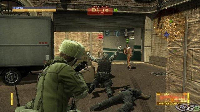 Metal Gear Solid 4: Guns of the Patriots immagine 11520