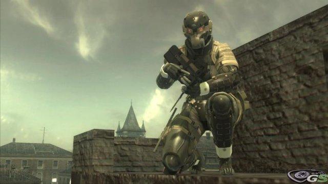 Metal Gear Solid 4: Guns of the Patriots immagine 11523