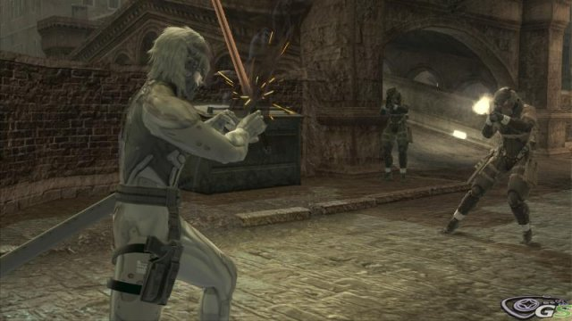 Metal Gear Solid 4: Guns of the Patriots - Immagine 11526