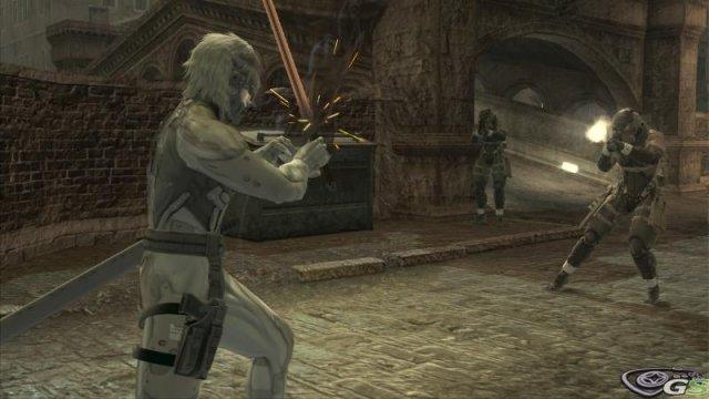Metal Gear Solid 4: Guns of the Patriots immagine 11526
