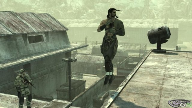 Metal Gear Solid 4: Guns of the Patriots immagine 11527