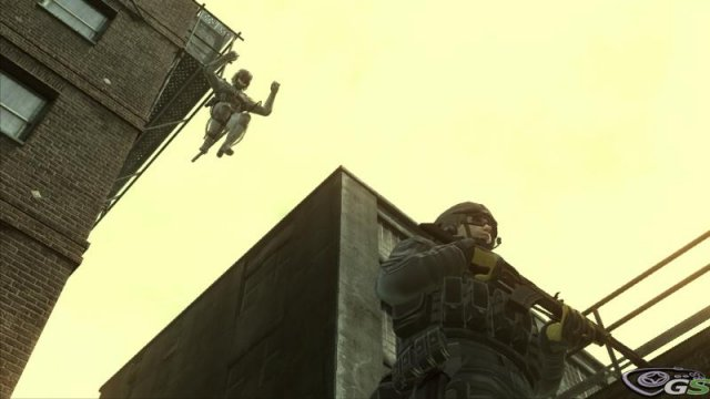 Metal Gear Solid 4: Guns of the Patriots - Immagine 11530