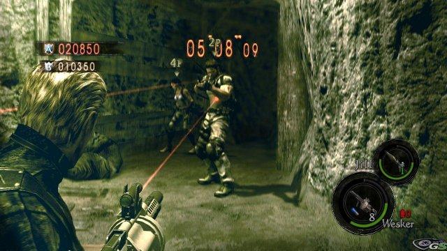 Resident Evil 5 immagine 11658