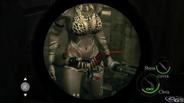 Resident Evil 5 immagine 11809