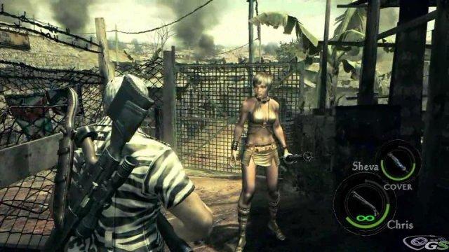 Resident Evil 5 immagine 11810