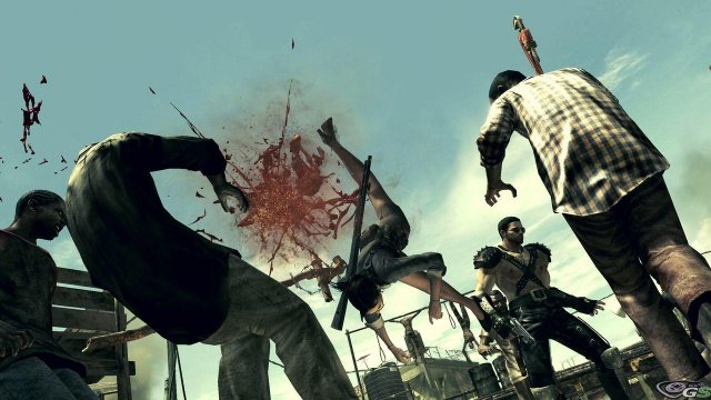 Resident Evil 5 immagine 18087