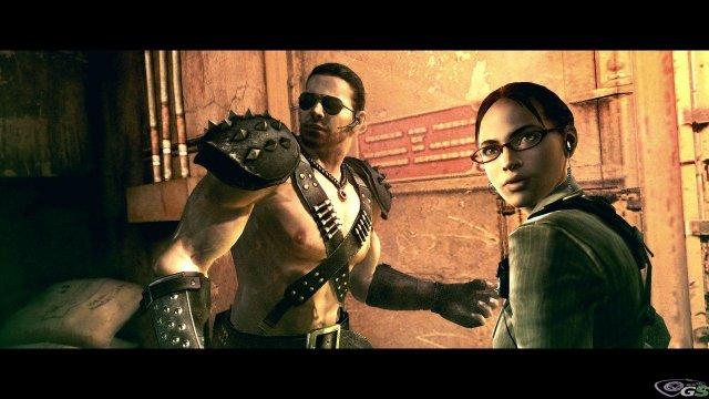 Resident Evil 5 immagine 18089