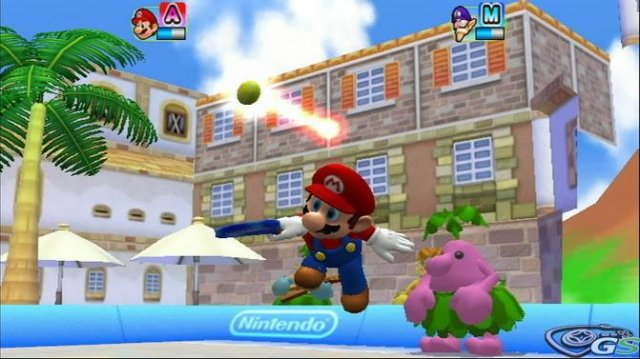 Mario Power Tennis immagine 9757