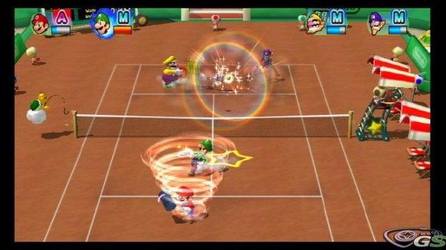 Mario Power Tennis immagine 9758