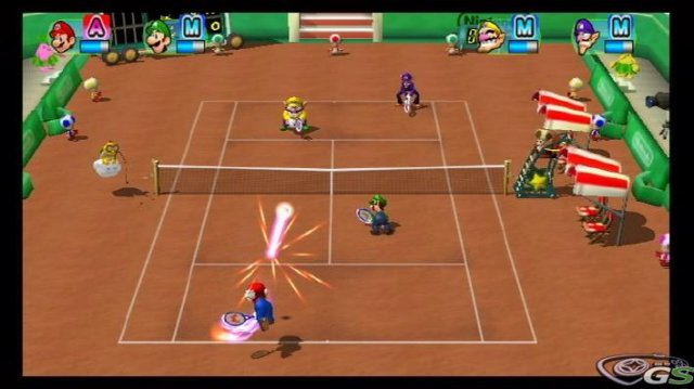 Mario Power Tennis immagine 9759