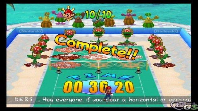 Mario Power Tennis immagine 9760