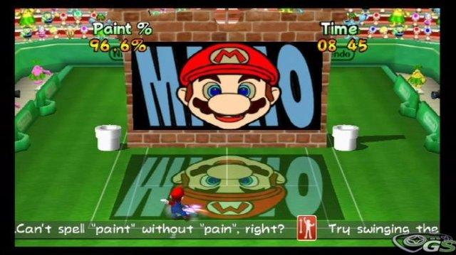 Mario Power Tennis immagine 9761