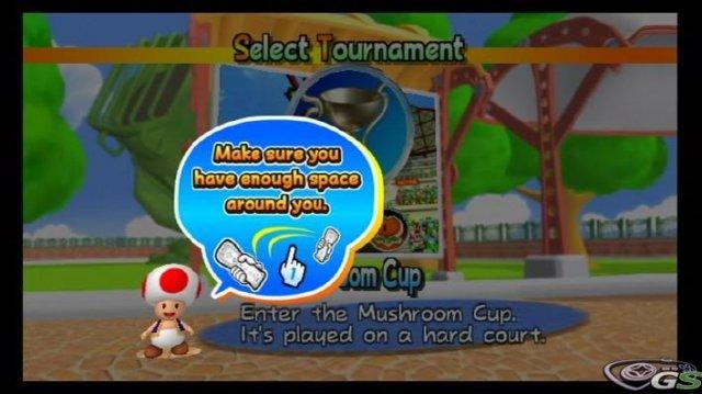 Mario Power Tennis immagine 9763