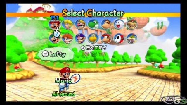 Mario Power Tennis immagine 9764