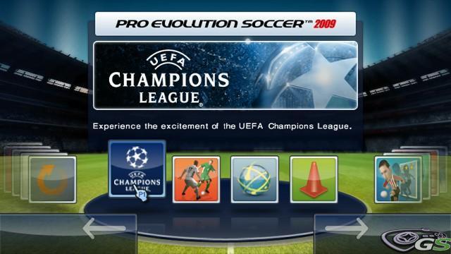 Pro Evolution Soccer 2009 immagine 11280