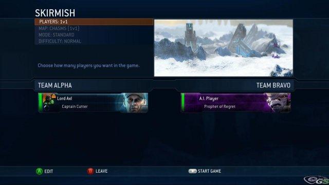 Halo Wars immagine 10107