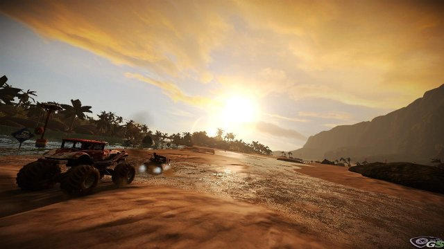 MotorStorm: Pacific Rift immagine 16201