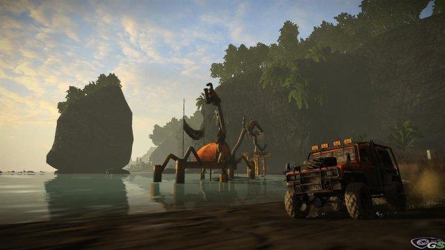 MotorStorm: Pacific Rift immagine 16208