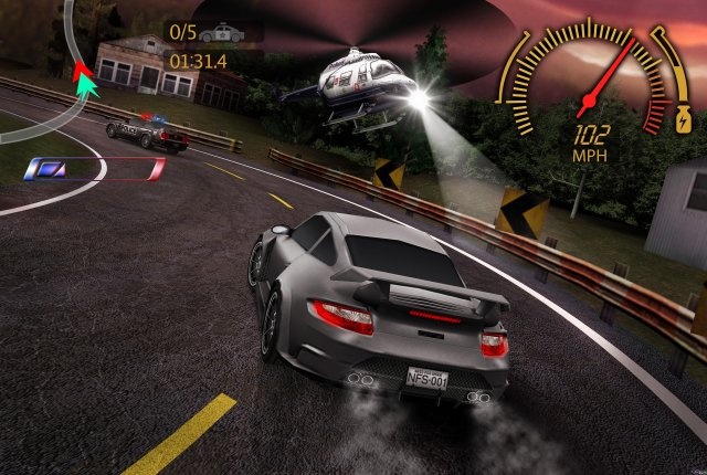 Need for Speed Undercover immagine 13827