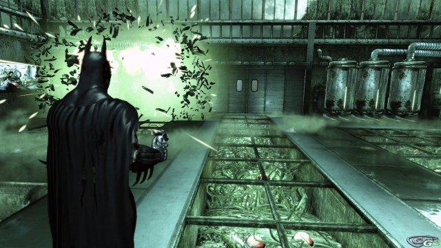Batman: Arkham Asylum immagine 18796