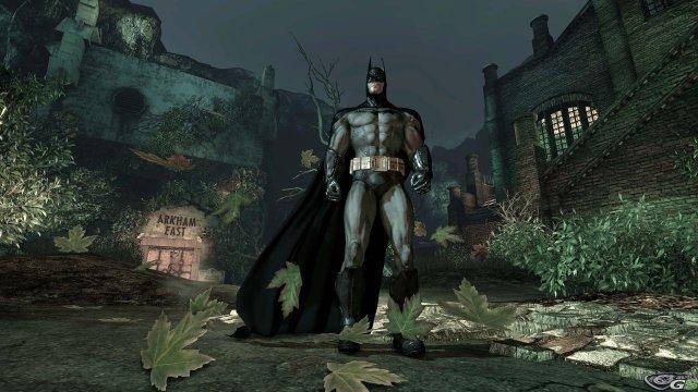 Batman: Arkham Asylum immagine 19252