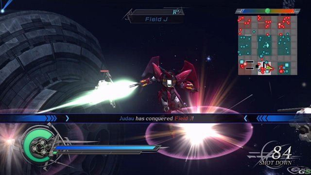 Dynasty Warriors: Gundam 2 immagine 12369