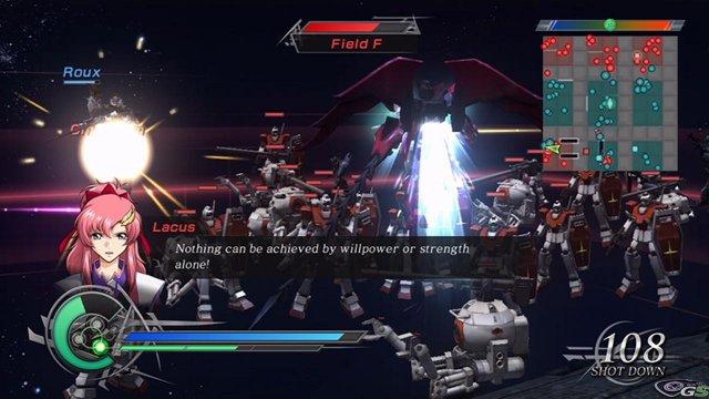 Dynasty Warriors: Gundam 2 immagine 12372