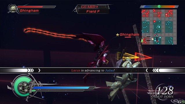 Dynasty Warriors: Gundam 2 immagine 12375