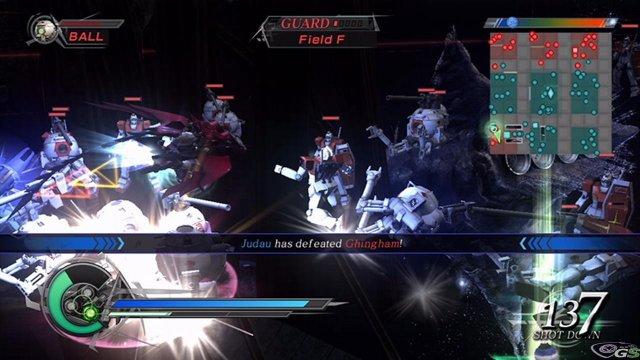 Dynasty Warriors: Gundam 2 immagine 12379