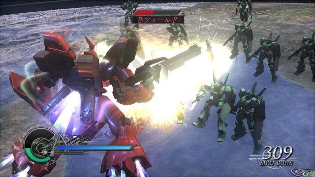 Dynasty Warriors: Gundam 2 immagine 9072