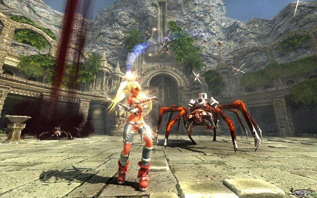 X-Blades immagine 9882