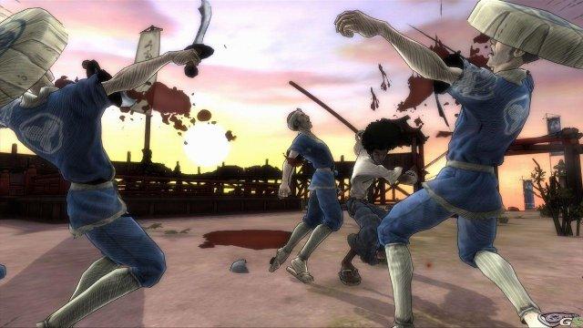 Afro Samurai immagine 12009