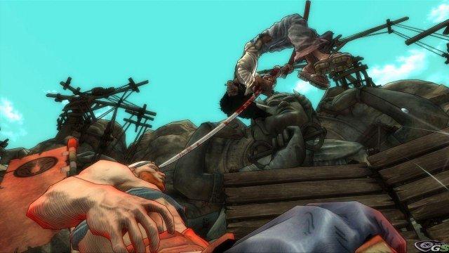Afro Samurai immagine 12023