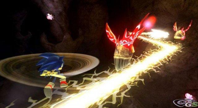 Sonic e il Cavaliere Nero immagine 10369
