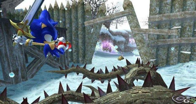 Sonic e il Cavaliere Nero immagine 10371